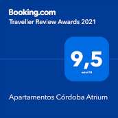 Premio Apartamentos Córdoba Atrium
